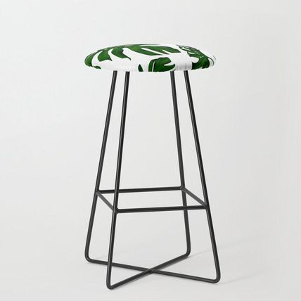 Society6 椅子・チェア 日本未入荷・送料無料 Simply Tropical Palm Leaves in Jungle G(2)