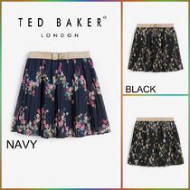 Ted Baker『関税込み』大人OK! フローラル プリーツスカートR256