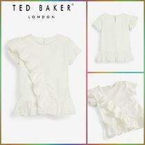 Ted Baker『関税込み』ガールズ フリルフロント トップスR257