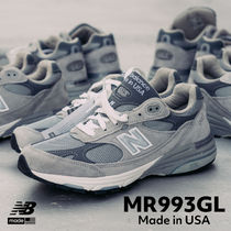 New Balance(ニューバランス) スニーカー New Balance 993 Made in US Gray