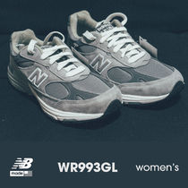 WOMENS New Balance 993 Made in US Gray