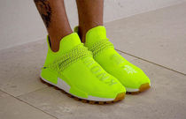 "【送料込】adidas NMD x Pharrell Hu Trail ""Solar Yellow"""