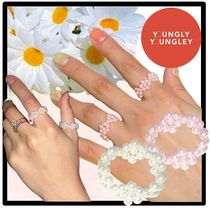 yOungly yOungley(ヨンリヨンリ) 指輪・リング ★人気★関税込★yOungly yOungley★TIN TIN RING★ビーズリング
