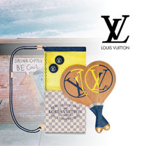 【LOUIS VUITTON】ラケット・プラージュ ダミエ ギフト