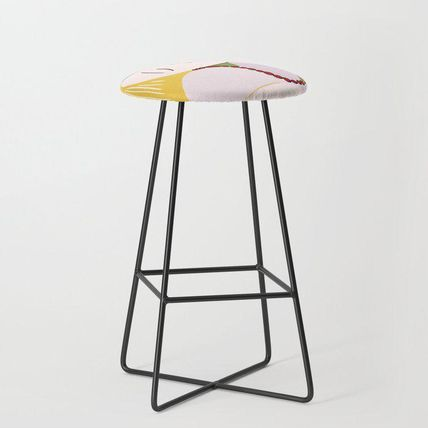 Society6 椅子・チェア 日本未入荷・送料無料 Picasso - The Dream Bar Stool(2)