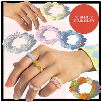 yOungly yOungley(ヨンリヨンリ) 指輪・リング ★関税込★yOungly yOungley★Bon bon ringビーズリング★人気