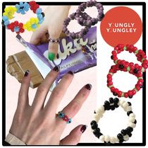 yOungly yOungley(ヨンリヨンリ) 指輪・リング ★関税込★yOungly yOungley★Tin tin ring★ビーズリング☆人気