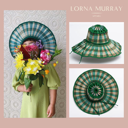 Lorna Murray 帽子 AU発【Lorna Murray】Darwin Capri Child ハット for キッズ