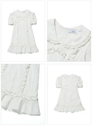 VITAL SIGN ワンピース 韓国発☆Puffy Strappy Embroidered Dress 2/VITALSIGN(13)