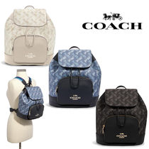 ◆COACH◆Horse and Carriage backpack バックパック