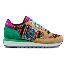 【限定】SAUCONY☆サッカニー☆Jazz Triple☆Brown/Green/Pink
