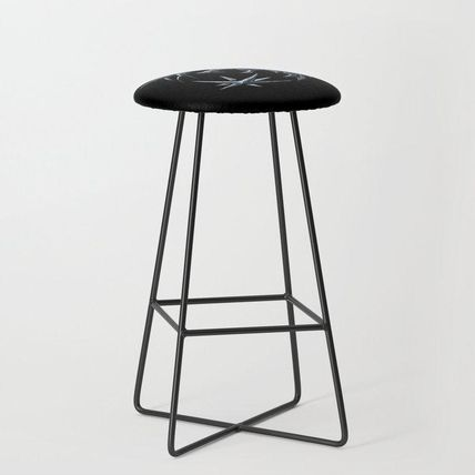 Society6 椅子・チェア 日本未入荷・送料無料 The Witcher Logo Bar Stool(2)
