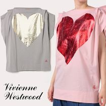 【Vivienne Westwood】即対応 ビッグハート カットソー