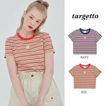 TARGETTO正規品★[PPG X TGT コラボ] DONNY STRIPE TEE