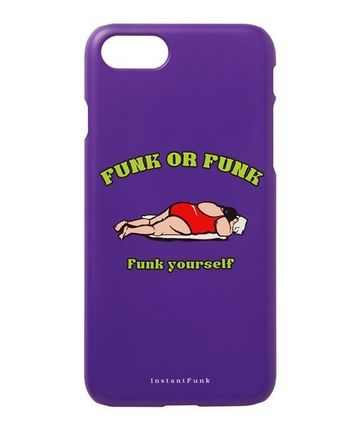 INSTANTFUNK スマホケース・テックアクセサリー ★INSTANTFUNK★韓国人気[Funk Or Funk] MAMA Cell Phone Case