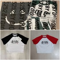 【5252 by OiOi】2020 SIGNATURE CROP T-SHIRTS 全4色