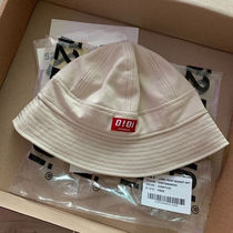 oioi korea(オアイオアイ) ハット 新品買付◆5252 by OiOi◆LABEL POINT BUCKET HAT 全3色