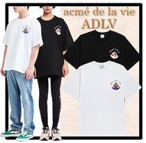 ☆TWICE着用☆ADLV BABY FACE SHORT SLEEVE Tシャツ MINI DONUTS