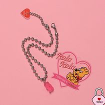 【ROLAROLA X HARIBO】NECKLACE PINK