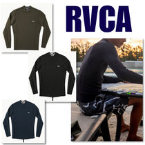 【RVCA】 ANCELL BACK ZIP NEOPRENE WETSUIT JACKET☆選択3色