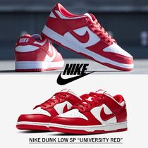 "NIKE DUNK LOW SP ""UNIVERSITY RED"" - ナイキ ダンク ロー"