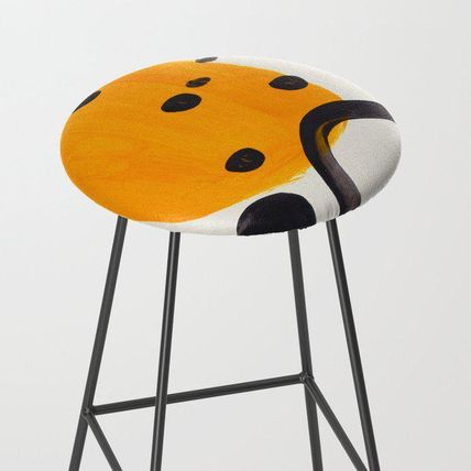Society6 椅子・チェア 日本未入荷・送料無料 Unique Abstract Unique Mid century Mode