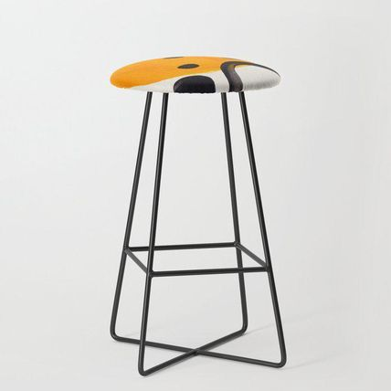 Society6 椅子・チェア 日本未入荷・送料無料 Unique Abstract Unique Mid century Mode(2)