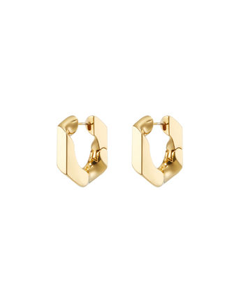 Numbering ピアス 正規品★NUMBERING★Single Chain Unit Earrings ピアス/追跡付(6)