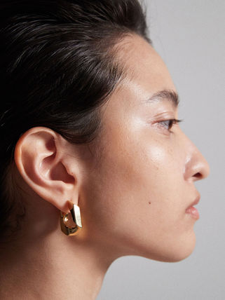 Numbering ピアス 正規品★NUMBERING★Single Chain Unit Earrings ピアス/追跡付(10)