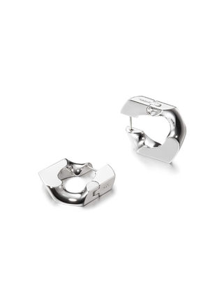 Numbering ピアス 正規品★NUMBERING★Single Chain Unit Earrings ピアス/追跡付(14)