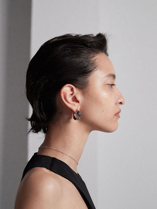 Numbering ピアス 正規品★NUMBERING★Single Chain Unit Earrings ピアス/追跡付(16)