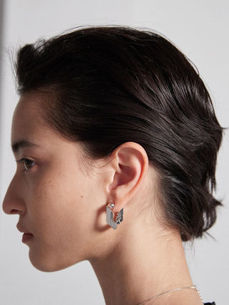 Numbering ピアス 正規品★NUMBERING★Single Chain Unit Earrings ピアス/追跡付(17)