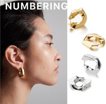 正規品★NUMBERING★Single Chain Unit Earrings ピアス/追跡付