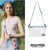【SCULPTOR】PVC Sacoche Bag サコッシュ