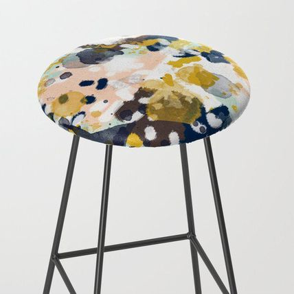 Society6 椅子・チェア 日本未入荷・送料無料 Sloane - Abstract painting in modern fr