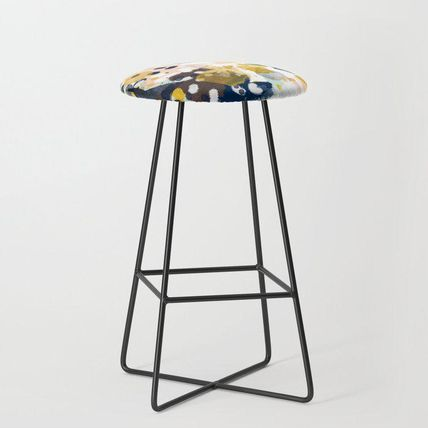 Society6 椅子・チェア 日本未入荷・送料無料 Sloane - Abstract painting in modern fr(2)