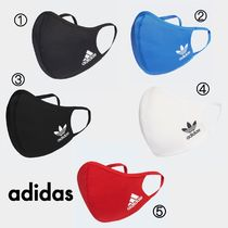 【adidas 】FACE MASK COVER 3-PACKフェイスマスク3枚入☆black