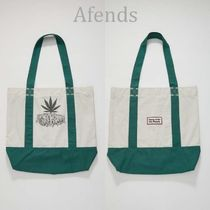 ★Afends★For The People Hemp Tote Bag