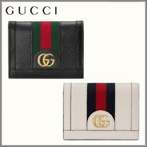 【GUCCI】 Ophidia カードケース(コイン&紙幣入れ付き)