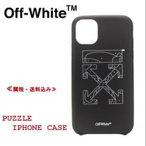 Off-Whiteオフホワイト/PUZZLE IPHONE CASE!!