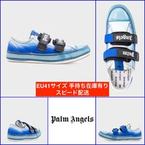 [PALM ANGELS] Vulcanized Low-Top Sneakers (送料関税込み)