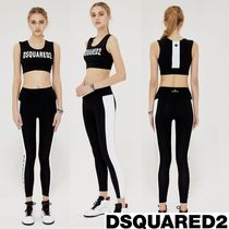 D SQUARED2(ディースクエアード) セットアップ DSQUARED2(ディースクエアード)フィットネスウェア セットアップ