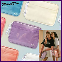 ◆ALMOST BLUE◆ TWINKLE iPAD POUCH (全8色) PCポーチ 11インチ