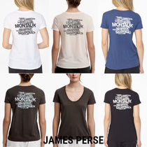 JAMES PERSE★LONG ISLAND BEACH GRAPHIC 半袖Tシャツ★5色