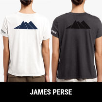 JAMES PERSE★ASPEN MOUNTAIN GRAPHIC 半袖Tシャツ★2色