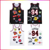 SS18 Supreme Nike/NBA Teams Authentic Jersey