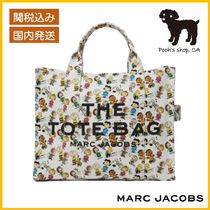 【MARC JACOBS】THE SMALL TRAVELER コラボトート◆国内発送◆