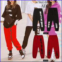 アクメドラビADLV★TWICE着用★BIG LOGO EMBO PANTS FOR MEN_2色