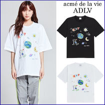 ADLV★TWICE着用★CRAYON LOGO SHORT SLEEVE T-SHIRT_2色