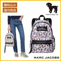 【MARC JACOBS】THE MEDIUM BACKPACK コラボバッグ◆国内発送◆